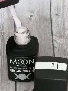 French Base MOON FULL №011 ( молочный), 8 мл