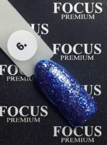 Гель лак Focus Titan Premium, 8 мл №6