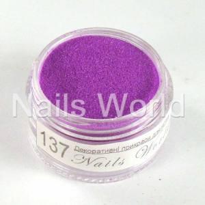 Блестки Nails World матовые 2.5г №137