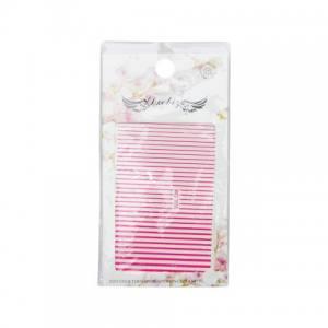 Гибкая лента розовая