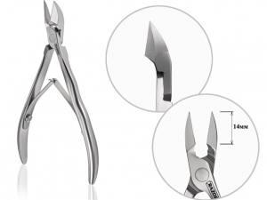 Кусачки Razor NW-01 профессиональные для кожи 14 мм