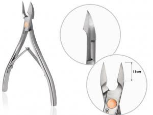 Кусачки Razor NW-09M профессиональные для кожи 11 мм