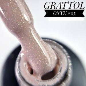 Гель-лак GRATTOL Onyx 05, 9 мл