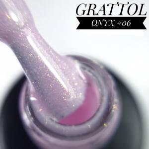 Гель-лак GRATTOL Onyx 06, 9 мл