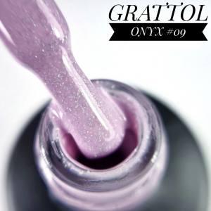 Гель-лак GRATTOL Onyx 09, 9 мл