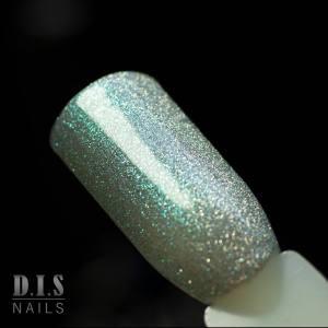 Гель-лак опаловый кошачий глаз Dis Nails Opal Cat Eye 7.5мл 12