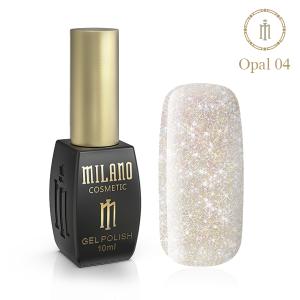Гель лак Milano Opal 10 мл № 04