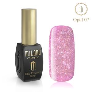 Гель лак Milano Opal 10 мл № 07