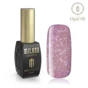 Гель лак Milano Opal 10 мл № 08