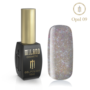 Гель лак Milano Opal 10 мл № 09