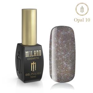 Гель лак Milano Opal 10 мл № 10