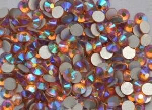 Стразы цветные хамелеоны Тopaz AB