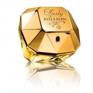 Женская парфюмированная вода Paco Rabanne Lady Million (Пако Рабанн Леди Миллион)