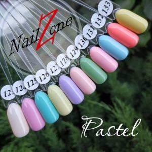 Гель-лак Barbie Nails 7мл  Колекция Pastel (123-133)