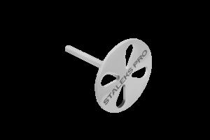 Шлифовальнаяметаллическая основа-диск для педикюра Staleks