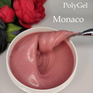 Полигель - гель гибрид на вес Monaco