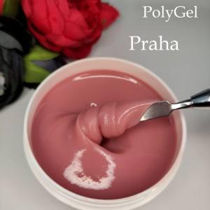 Полигель - гель гибрид на вес Praha