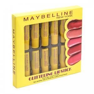 Помада для губ Maybelline Glittering Lipstick