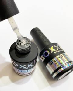Топ глянцевый с хлопьями OXXI Twist №2, 10 мл