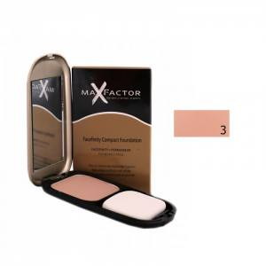 Пудра Max Factor Facefinity Compact Foundation № 3