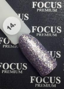 Гель лак Focus Titan Premium, 8 мл №14