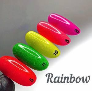 Гель-лак Grattol Rainbow 11