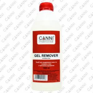 Жидкость для снятия гель-лака CANNI, 1000 мл