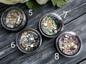 Набор декора Opal (5-8)