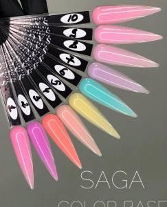 База  Saga Professional Color Base 8мл