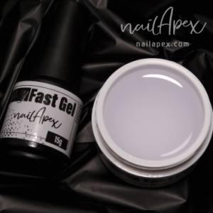 Моделюючий рідкий гель NailApex Easy Fast Gel №1