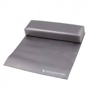 Подлокотник STALEKS MINI с ковриком EXPERT 10 серебро