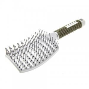 Щётка для волос  Global изогнутая
