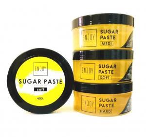 Профессиональная сахарная паста Enjoy-professional Gold ColIection Soft 450г