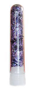 Слюда 16 Фиолет голографическая