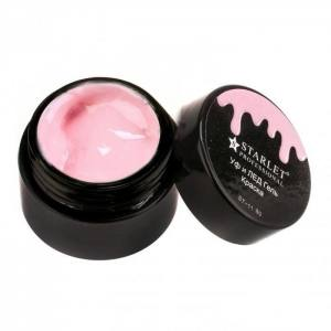 УФ и ЛЕД гель-краска Starlet Professional st-11 Розовая