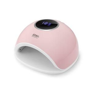 Лампа LED+UV STAR 5 72W Pink