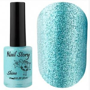 Лак для стемпинга Nail Story, Shine Collection, №003, 11 мл