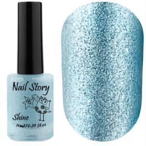 Лак для стемпинга Nail Story, Shine Collection, №004, 11 мл