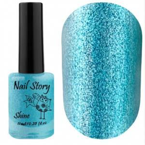 Лак для стемпинга Nail Story, Shine Collection, №005, 11 мл