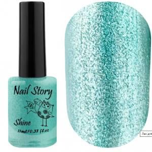 Лак для стемпинга Nail Story, Shine Collection, №006, 11 мл
