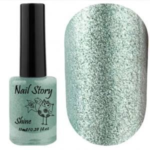 Лак для стемпинга Nail Story, Shine Collection, №007, 11 мл