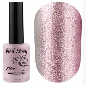 Лак для стемпинга Nail Story, Shine Collection, №008, 11 мл
