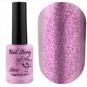Лак для стемпинга Nail Story, Shine Collection, №009, 11 мл
