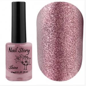 Лак для стемпинга Nail Story, Shine Collection, №011, 11 мл