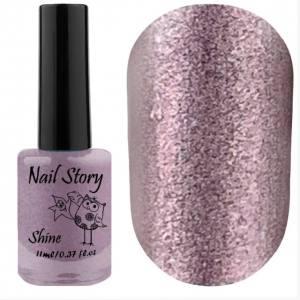 Лак для стемпинга Nail Story, Shine Collection, №012, 11 мл