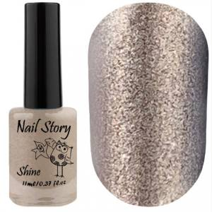Лак для стемпинга Nail Story, Shine Collection, №013, 11 мл