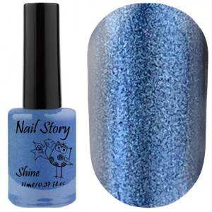 Лак для стемпинга Nail Story, Shine Collection, №014, 11 мл