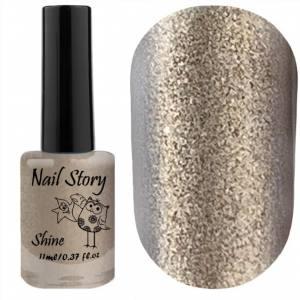 Лак для стемпинга Nail Story, Shine Collection, №015, 11 мл