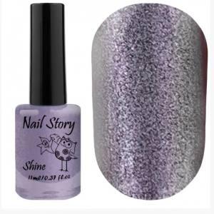 Лак для стемпинга Nail Story, Shine Collection, №016, 11 мл