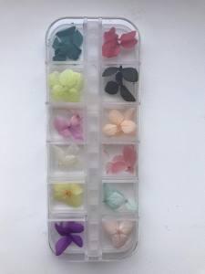 Набор сухоцветов в контейнере №4
